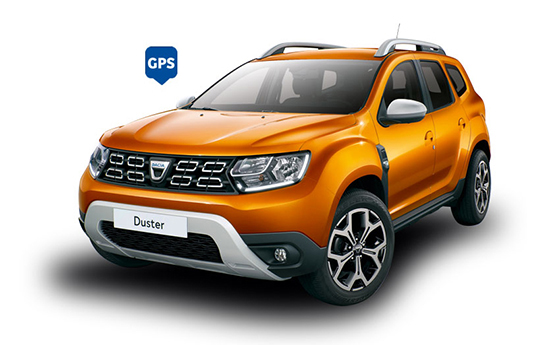 Dacia Duster 4x4 Marrakech