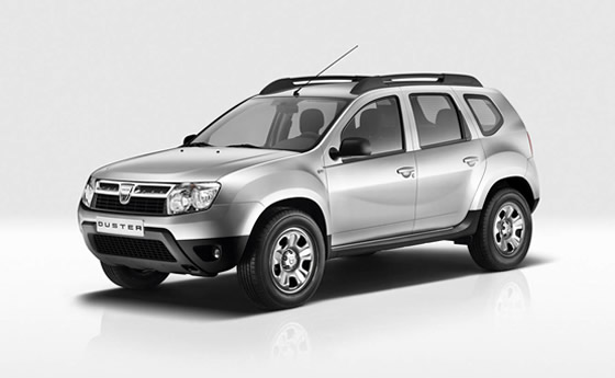 Dacia Duster 4x2 Marrakech
