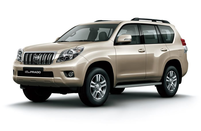 4X4 Toyota Prado D4D TX Turbo Manual Gearbox 7 Seats Marrakech