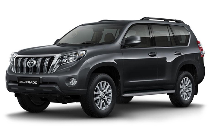 4x4 Toyota Prado D4D TX Turbo vitesse automatique 7 Places Marrakech
